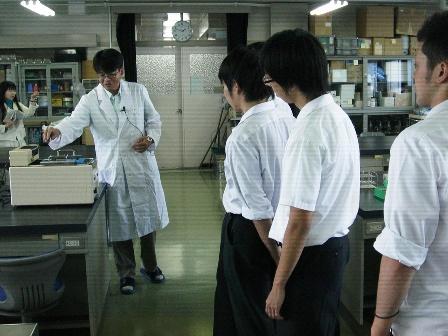 「遺伝子工学応用講座」 「遺伝子工学応用講座」   その他 愛知スーパーハイスクール中間学習発.